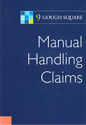 Cover of Manual Handling Claims