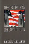 Cover of The Corporation and the Constitution