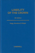 Cover of Liability of the Crown