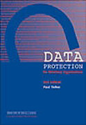 Cover of Data Protection for Voluntary Organisations