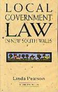 Cover of Local Government Law in New South Wales