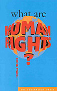 Cover of What Are Human Rights?