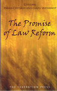 Cover of The Promise of Law Reform