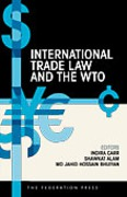 Cover of International Trade Law and the WTO