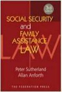 Cover of Social Security and Family Assistance Law