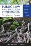 Cover of Public Law and Statutory Interpretation: Principles and Practice