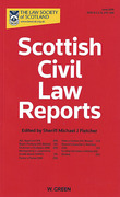 Cover of Scottish Civil Law Reports