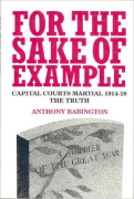 Cover of For the Sake of Example
