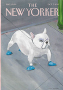 Cover of The New Yorker: Subscription