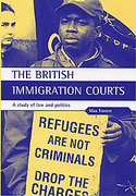 Cover of The British Immigration Courts