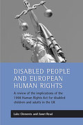 Cover of Disabled People and European Human Rights