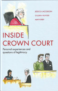Cover of Inside Crown Court: Personal Experiences and Questions of Legitimacy