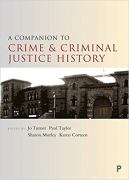 Cover of A Companion to Crime and Criminal Justice History