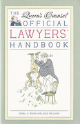 Cover of The Queen's Counsel Official Lawyers Handbook