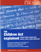 Cover of The 1989 Children Act Explained