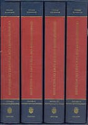 Cover of Commentaries on the Laws of England in 4 Volumes