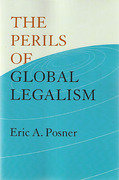Cover of The Perils of Global Legalism