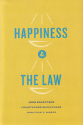 Cover of Happiness and the Law