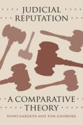 Cover of Judicial Reputation: A Comparative Theory