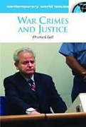 Cover of War Crimes and Justice: A Reference Handbook