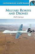 Cover of Military Robots and Drones: A Reference Handbook