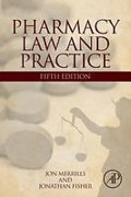 Cover of Pharmacy Law and Practice