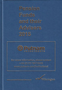Cover of Pension Funds and Their Advisers 2015