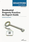 Cover of Residential Property Practice: An Expert Guide