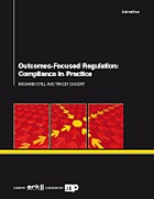 Cover of Outcomes-Focused Regulation: Compliance in Practice