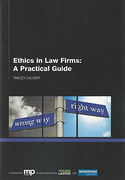 Cover of Ethics in Law Firms: A Practical Guide