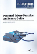 Cover of Personal Injury Practice: An Expert Guide