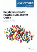 Cover of Employment Law Practice: An Expert Guide