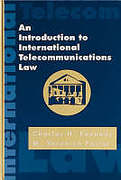Cover of An Introduction to International Telecommunications Law