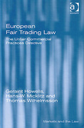 Cover of European Fair Trading Law: The Unfair Commercial Practices Directive