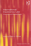 Cover of International Insolvency Law: Themes and Perspectives