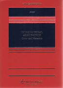 Cover of International Arbitration: Cases and Materials