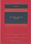 Cover of Economic Analysis of Law