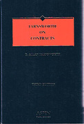 Cover of Farnsworth on Contracts