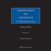 Cover of Farnsworth on Contracts 4th ed Looseleaf