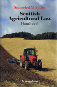 Cover of Scottish Agricultural Law Handbook