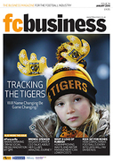 Cover of fcbusiness: The Business Magazine For The Football Industry