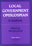 Cover of Local Government Ombudsman: A Casebook