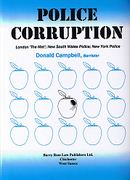 Cover of Police Corruption: London 'The Met', New South Wales Police, New York Police
