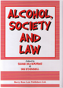 Cover of Alcohol, Society and Law