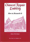 Cover of Chancel Repair Liability: How to Research It