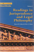 Cover of Readings in Jurisprudence and Legal Philosophy: Volumes 1 & 2