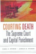 Cover of Courting Death: The Supreme Court and Capital Punishment