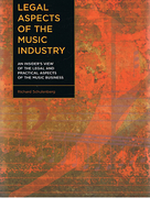Cover of Legal Aspects of the Music Industry