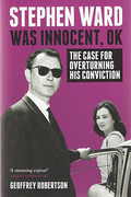 Cover of Stephen Ward Was Innocent, OK: The Case for Overturning his Conviction