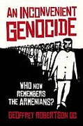 Cover of An Inconvenient Genocide: Who Now Remembers the Armenians?